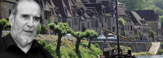 Affiche des Balades contées à La Roque Gageac, un des plus beaux villages de France