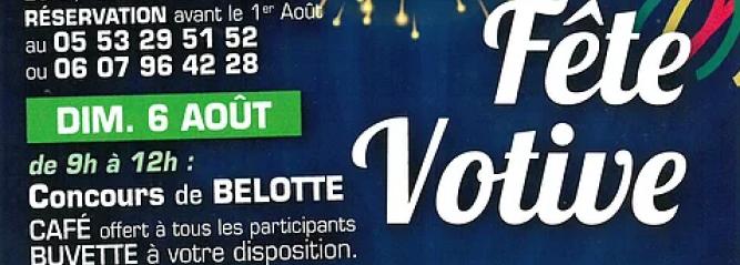 Le village de La Roque-Gageac, en Dordogne sera en fête les 4, 5 et 6 août prochains