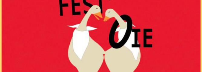 Visuel illustrant l'affiche du Festival Fest'Oie de Sarlat