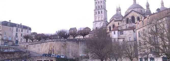 ©France Bleu Périgord - Photo de la cathédrale Saint-Front de Périgueux