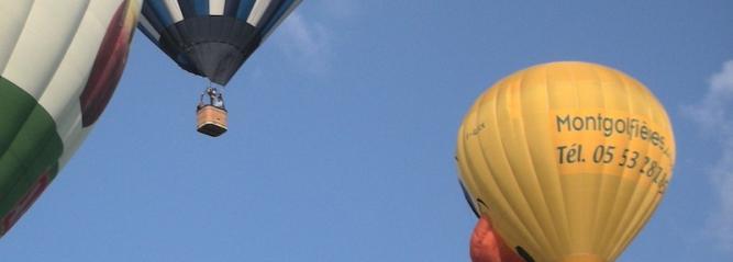 rocamadour montgolfières 2019