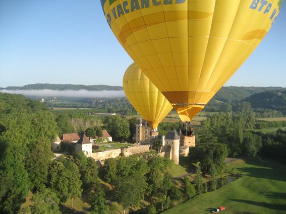 360° une vue imprenable sur toute la Dordogne