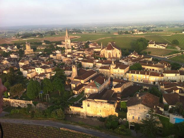 Village en Dordogne