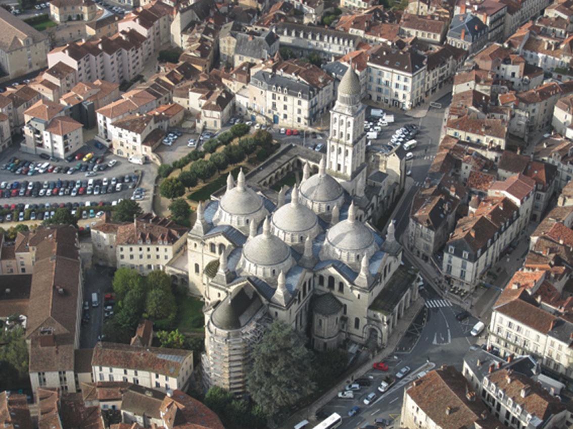 360° en montgolfière au dessus de Périgueux