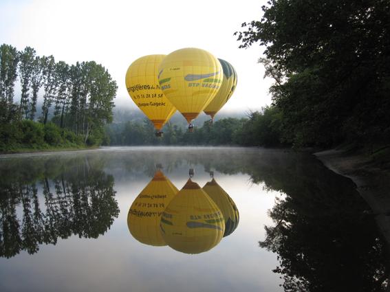 Promenade en Périgord au bord de l'eau