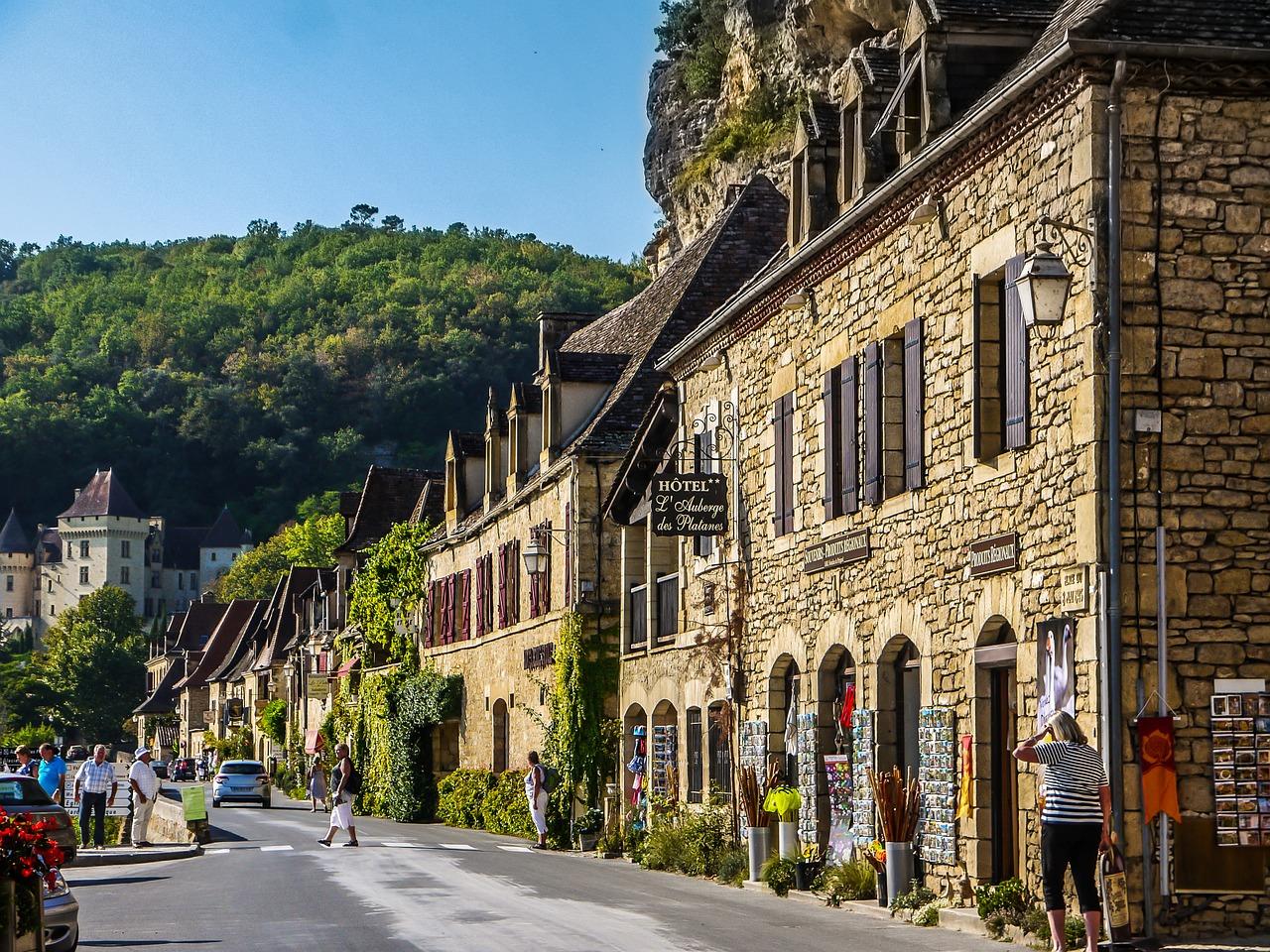 10 sites les plus visités dans le Périgord