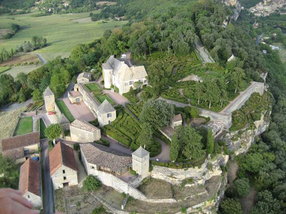 Le château et les jardins de Marqueyssac
