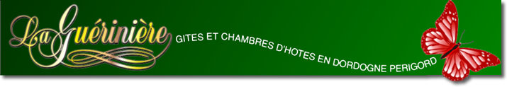 Illustration du logo des gîtes et chambres d'hôtes La Guérinière